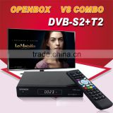 Combo DVB-S2 T2 Original Tiger T800 Full HD 1080P Satellite Receiver IPTV Set Top Box V8 Combo CCcam Cline