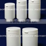 Inquiry About 25ml,30ml,50ml,70ml,100ml round shape plastic empty bottles for capsules