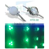 DMX RGB led pixel point light for Recreational Facilities lighting