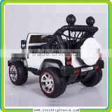 Hot Item 12V Two Seat Ride on Car with Remote Control Kids Ride on Battery Baby Jeep Suv Big Car