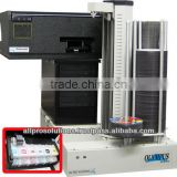 Olympus 4E Automated Networked CD DVD Disc Publisher w/ Bulk-Ink CISS Inkjet Printer EnduraJet II