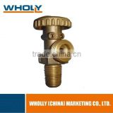 ISO9001:2008 OEM service high precision stainless steel brass alloy lost wax investment casting