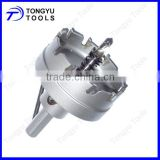 TCT Hole Saws 15 to 100mm with 70mm cutting depth,hole saws with carbide tips