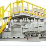 clay hollow brick making machine for factory production line