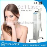 Vertical Q-Switched YAG Laser Tattoo Facial Veins Treatment Removal Eyebrow Tattoos Removal Machine Pigmented Lesions Treatment