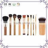 Newest 10PCS Makeup Brushes Professional Synthetic Hair Foundation Powder Cosmetic Makeup Brush