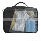 polyester mesh tote bath bag