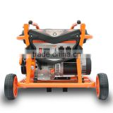 BSGE7500 the third generation Transfomers Chongqing Aerobs Portable Electric Gasoline Generator Engine for Bicycle