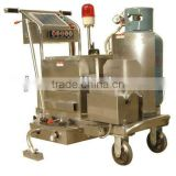 Solar crack sealing/pouring machine made in china