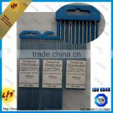 Wc20 non-radioactive tungsten electrodes for DC welding small parts