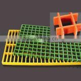 molded grating(Architectural or applications with moderate corrosion)