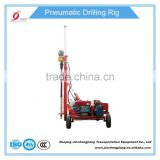 GLZ-150 self-propelled Portable Pneumatic Drilling RigS