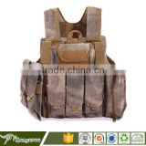 Load Bearing Tactical Military Vest Combat For Men