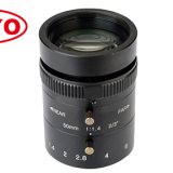 5.0 Megapixel lenses Machinevision lens 50mm 2/3\\