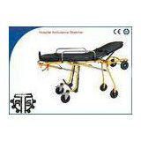 Ambulance Stretcher Automatic Loading Stainless Steel Emergency Rescue for Wounded Patients