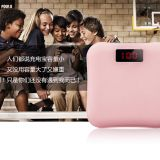 Custom High quality Colourful portable power bank2600mah for FREE SAMPLE !