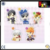 Japan Anime Black Butler cute Acrylic Key Chain key ring pendant