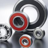 8*19*6mm 6312 Nsk Deep Groove Ball Bearing Low Voice