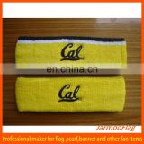 cheap embroidery terry cloth headbands