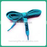 2017 facorty selling shoelace with polyester for sport shoe
