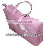 custom non woven bag with zippers,New design shopping bag with button,