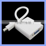 Mini DisplayPort To VGA Adapter Cable for Apple MacBook Pro