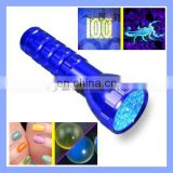 28 LED UV Flashlight Scorpions Blacklight