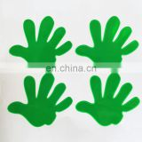 fashion reflex safety high visibility hands shapes sticker