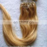 100%cheap remy micro loop hair extensions