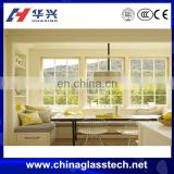 CE&CCC&ISO Customized New Design Tempered Glass Soundproof Prices Aluminium Fixed Window