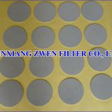 Stainless Steel Powder Filter Disc
