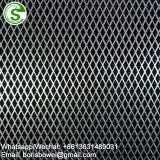 Expanded aluminum metal mesh for facade cladding decoration