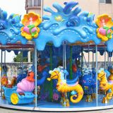 24 Seats Ocean Luxury Carousel Merry-go-round
