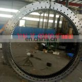 excavator  swing circle slewing ring 21N-25-00400 for PC1250-7  swing bearing from Jining Qianyu company