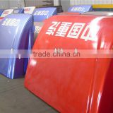OEM available! For WOHO truck air deflector