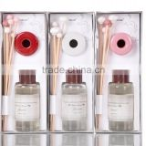 100 ml Home Fragrance Reed Diffuser With Decoration Rattan Sticks