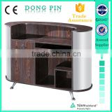 Hot Sales Hotel elegant reception desk / commercial front counter / antique standing desk