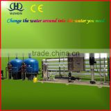 Portable small scale sea water desalination RO system