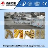 cereal candy bar forming cutting machine with good taste