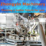 Brewers choice carbonated drinks aluminum can equipment beer filling&capping line