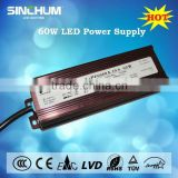 High PF 80w 2100mA led driver constant current