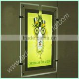 2014 New Invention Crystal Hanging LED Light Box