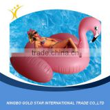 wholesale design custom shape inflatable donut flamingo pool float                                                                         Quality Choice