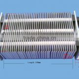 ptc heating element for cool and heater fan