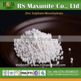 Zinc Sulphate Monohydrate Granular 33% ZnSO4.H2O