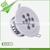 Indoor round aluminum heatsink Epistar LED 12w energy saving high quality led ceiling light