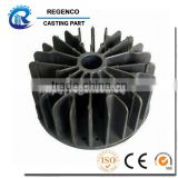 Aluminum Die-cast Part, Extruded Aluminum Die-cast LED Heatsinks