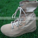 desert boots Tan/black EUR SIZE 39-45 military boots tactical boots