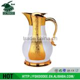 700 ML hot selling kettle ,Luxury Glass thermos vacuum flask,