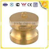 Brass camlock Couplings quick coupling plug Type DP Fast coupling